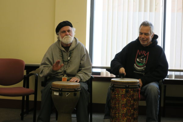 Bringing community together through rhythm