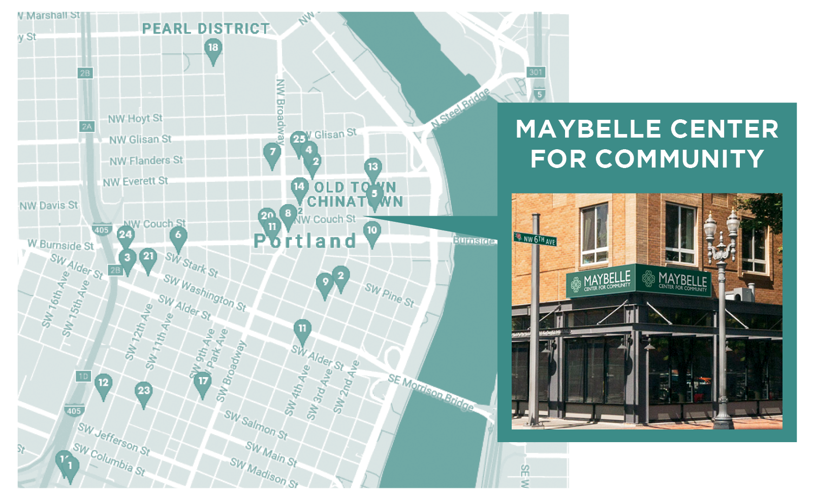 Building Map | Maybelle Center for Community on downtown fremont map, downtown galway map, downtown cumberland map, montavilla portland map, portland airport map, brooklyn map, downtown cardiff map, downtown jefferson city map, se portland map, portland zip code map, downtown ogunquit map, downtown bismarck map, u of portland map, downtown san diego map, downtown lake oswego map, downtown bridgeport map, downtown seattle map, downtown oregon city map, paramount hotel portland map, downtown denton map,